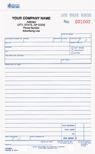 electrical work order forms